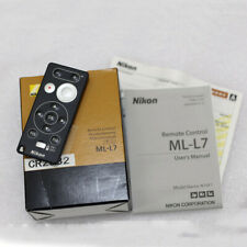 New wifi remote control ML-l7 for Nikon P1000 P950 B600 A1000 Z50 camera