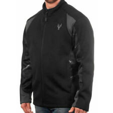 Men's Huntworth Camo Softshell Jacket Size: L, Black, MSRP $ 125.00