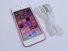 Apple iPod Touch 32GB 6th Gen Generation Pink MP3 Rear Camera Issue