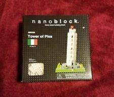 nanoblock micro-sized building block Tower of Pisa