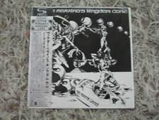 VICTOR PERAINO'S KINGDOM COME NO MAN'S LAND RARE OOP JAPAN MINI-LP SHM-CD