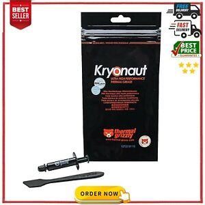 Thermal Grizzly Kryonaut Thermal Grease 1g - Black (TG-K-001-RS)