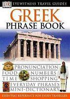 Greek Phrase Book, Paperback by Dorling Kindersley, Inc., Brand New, Free shi...