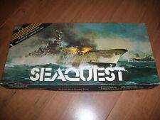 Vintage Seaquest Battleship Board Game Origineering 1975 Rare Complete VGC