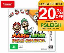 Mario & Luigi Paper Jam Bros Nintendo 3ds 2ds
