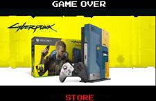 Xbox One X Cyberpunk 2077 Limited Edition Console Bundle