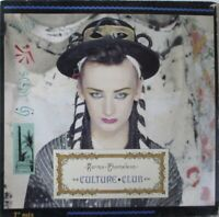 "CULTURE CLUB ~ Karma Chameleon ~ 12"" Single PS"