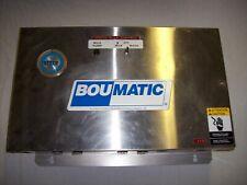 Boumatic Master Control Panel Mcp200