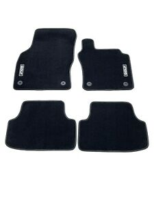 Volkswagen Golf Mk7 Carpet/Textile Floor mats - Set of 4 (2013-2020) Hatch Wagon