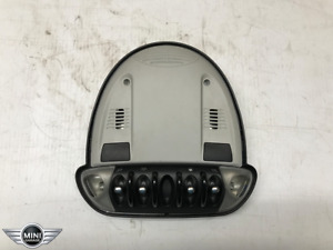 Roof Control Panel - R55, R56 Mini One, Cooper, Cooper S - 2 - PN 3422625