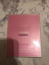 CHANEL Chance Eau Tendre 3.4 Oz Eau de Toilette Women's Spray Fragrance Perfume