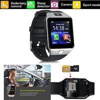 Bluetooth Smart Wrist Watch Phone For Samsung Galaxy S7 S6 Edge Note 5 4 3 LG G3