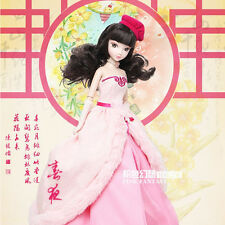 Fashion Pretty Spring Wishes Fairy  Doll Of Kurhn Chinese Barbie Doll Figure Toy