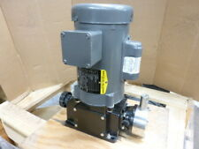 Surplus Pulsafeeder Omni Metering Pump DC2C2AP 20 GPH 150 PSI Baldor 1/2 .5 HP