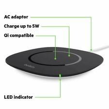 Belkin Boost Up Qi Wireless Charging Pad 5W for iPhone Xs Max Xr S9 Plus Note 9