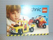 LEGO ® catalogo libretto catalog Technic Gear 115382/115482 c82eut di 1982 c31