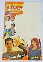 Cioè N. 49 1994 Ambra - Keanu Reeves - David Charvet  -Take That - Luke Perry