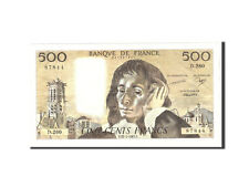 Billets, France, 500 Francs, 1987, 1987-01-22, KM:156f, TTB #115348