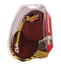 Meguiar's Dual Action Power Pad Compound – g3507int Polierpad Hart mousse