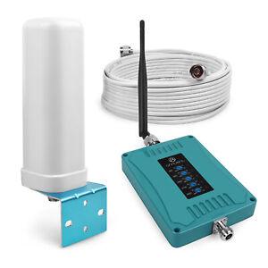 3G 4G LTE 800/900/1800/2100/2600MHz Fünfband Handy Signalverstärker Repeater Kit