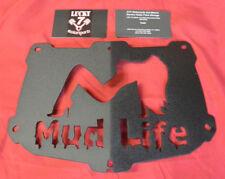 Polaris Sportsman 550 850 1000 XP 09-17 & Highlifter Mud Life Grill Black