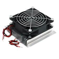 12v 6a Thermoelectric Peltier Refrigeration Cooling System Kit Cooler Fan DIY