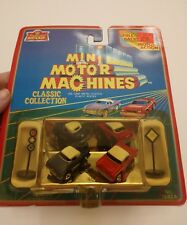 Imperial Die-Cast Mini Motor Machines Classic Collection 7682 NIP O
