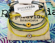 NWOT PURA VIDA BEAUTIFUL BLOOMS BRACELET LOT - see desc for special discount