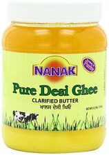 Nanak Pure Desi Ghee Clarified Butter 56 Ounce Jar  - 3.5 lbs