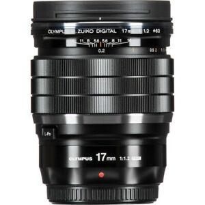 Olympus M.Zuiko Digital ED 17mm f/1.2 PRO Lens - 2 Years Warranty