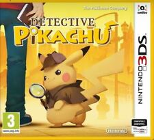 Detective Pikachu Nintendo 3ds Game Official UK