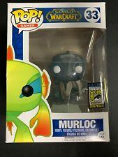 Funko POP! Spectral Murloc #33 World of Warcraft SDCC Exclusive 2016 (Blue)