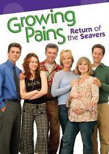 GROWING PAINS: RETURN OF THE SEAVERS -  Region Free DVD - Sealed