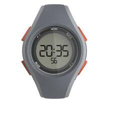 Mens Stopwatch Digital Geonaute Chronometer Timer Sports Watch Running Gray New