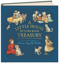 Little House Picture Book Treasury by Laura Ingalls Wilder (2017, Hardcover)