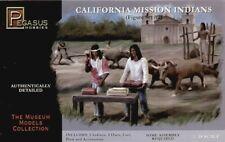 Pegasus Hobbies 1/48 California Mission Indiens Set N°2 # 7005