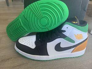 nike air jordan 1 lucky green Size 8 DS