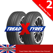 2x BRAND NEW 185/60r14 Sunny Budget Tyres Two 185 60 14 x2