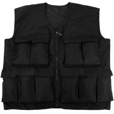 7 kg (15 lbs) Endurance Vest - Adjustable Weight Jacket for Resistance Training