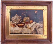 E.GIORGI Stilleben Italien 20.Jh. Impressionist Ölgemälde Malerei old painting