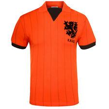 Netherlands Holland Official Football Gift Mens 1983 1994 Retro Kit Shirt