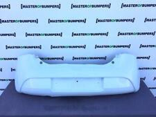 RENAULT TWINGO 2012-2014 pare-chocs arrière blanc en véritable [R122]