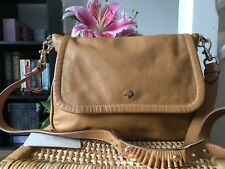 36adabd97ecf GENUINE MULBERRY EVELINA BROWN SHOULDER Bag CROSS BODY