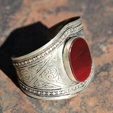 Armband (1 Stk. ) Turkman Tribal Tanz Ats Echt Karneol Bauchtanz 502f5