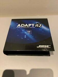 Bose Adapt-IQ Audio Calibration System for Bose Lifestyle DVD systems.