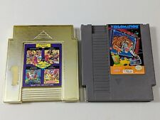Videomation & Quattro Adventure for Nintendo NES System *TESTED & CLEANED*