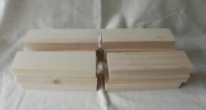 15 x Pieces Off cuts Wood - Art Plaque Blanks Craft Woodwork