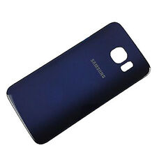 Tapa Trasera Samsung Galaxy S6 Edge Plus SM-G928F Azul Original Usada