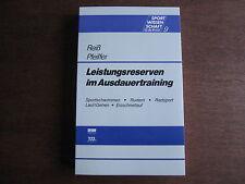 Ausdauertraining im Schwimmen /Rudern/Rad/Laufen/Eis