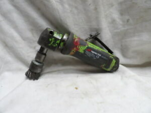 Ingersoll Rand Cyclone Industrial Angle Die Grinder with Wire Brush